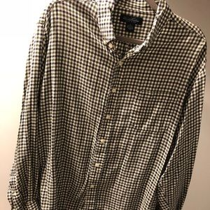 Brooks Brothers- Men's Long Sleeve Button down